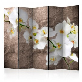 Biombo - Impeccability of the Orchid II [Room Dividers]