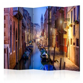 Biombo - Evening in Venice II [Room Dividers]