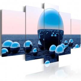 Quadro - Floating Balls