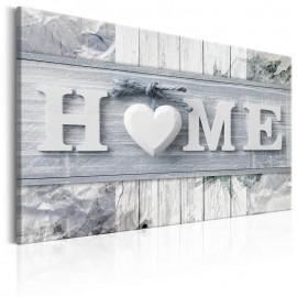 Cuadro - Home: Winter House