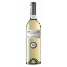 Vino Montesierra 2010 Blanco 75 Cl.