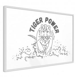 Pôster - Inner Tiger