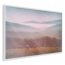 Póster - Mountain Pasture