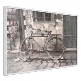 Pôster - Old Bicycle