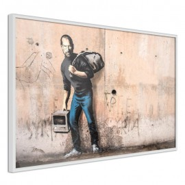 Póster - Banksy: The Son of a Migrant from Syria