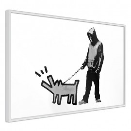 Póster - Banksy: Choose Your Weapon