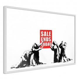 Póster - Banksy: Sale Ends