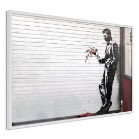 Póster - Banksy: Waiting in Vain