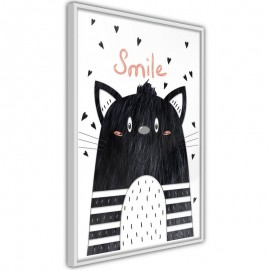 Póster - Cheerful Kitten