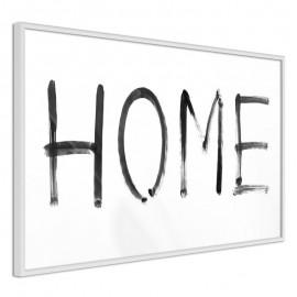 Pôster - Simply Home (Horizontal)