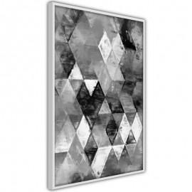 Póster - Abstract Diamonds