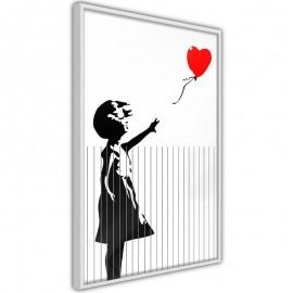 Póster - Banksy: Love is in the Bin