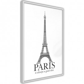 Póster - Eiffel Tower