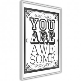 Póster - You Are Awesome