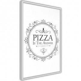 Pôster - Pizza