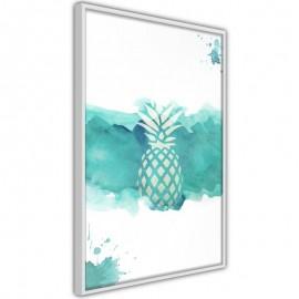 Póster - Pastel Pineapple