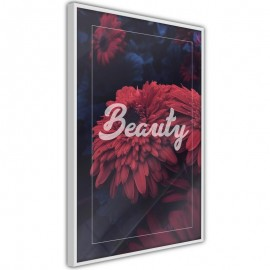 Póster - Beauty of the Flowers