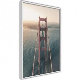 Pôster - Bridge in San Francisco I