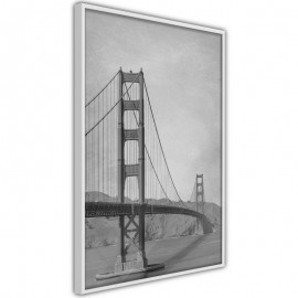 Póster - Bridge in San Francisco II