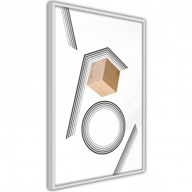 Póster - Cube in a Trap