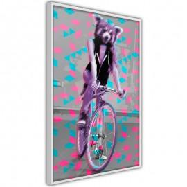 Póster - Extraordinary Cyclist