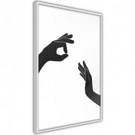 Pôster - Language of Gestures I