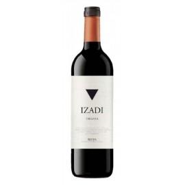 Vino IzadiCrianza 2001 Tinto 500 Cl.