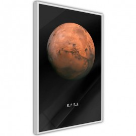 Póster - The Solar System: Mars