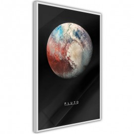 Póster - The Solar System: Pluto