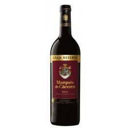Vino Marqués de Cáceres Gran Reserva 2001 Tinto 75 Cl.