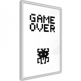 Pôster - Game Over