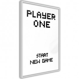 Pôster - Player One
