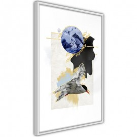 Póster - Abstraction with a Tern