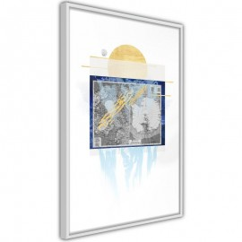 Póster - The Coldest Continent