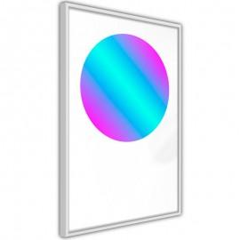 Póster - Ultraviolet I