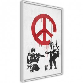 Póster - Banksy: CND Soldiers II