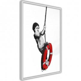 Póster - Banksy: Swinger