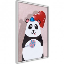 Póster - Happy Panda