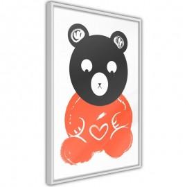 Póster - Teddy Bear in Love