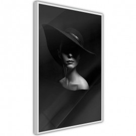 Póster - Woman in a Hat