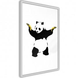 Póster - Banksy: Panda With Guns