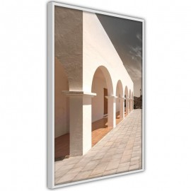 Pôster - Sunny Colonnade