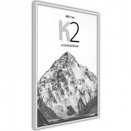 Póster - Peaks of the World: K2