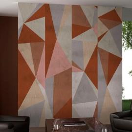 Fotomural - Triángulos - composición
