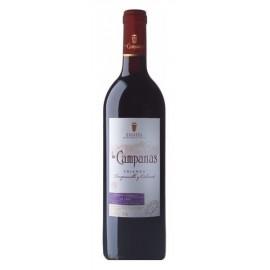 Vino Las CampanasCrianza 2005 Tinto 75 Cl.