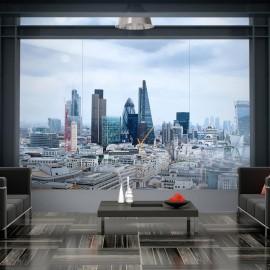 Fotomural - City View - London