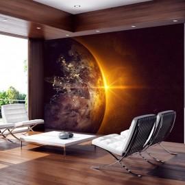 Fotomural - Golden Earth