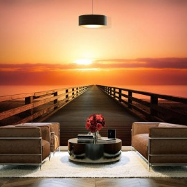Fotomural - Sunset Ceremony