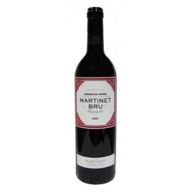 Vino Martinet Bru 2007 Tinto 75 Cl.