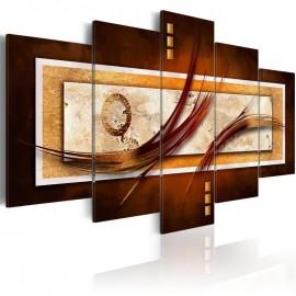 Quadro - Iridescent brown